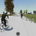 Ne schöne Fahrradtour zum OHK Gelände