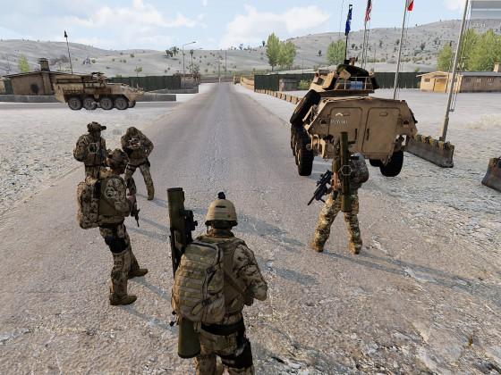 4.FschJgKp Public Server Takistan