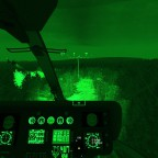 Training: Nachtflug in der EC 635